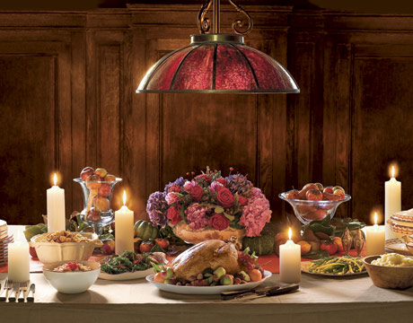 Counting your blessings for Gorgeous thanksgiving table settings