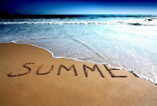 Bidding Summer Goodbye